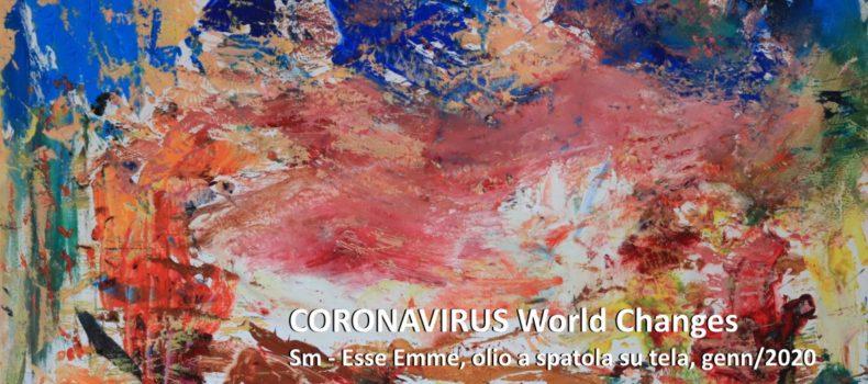 "SM Esse Emme ""CORONAVIRUS COVID 19"""